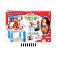 Стол врача с куклой 661-09В в коробке
