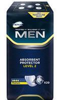 Прокладки урологические для мужчин TENA Men 2 20 шт.