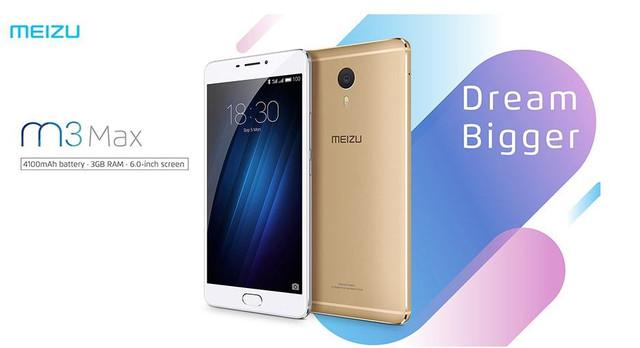 Обзор китайского смартфона Meizu M3 Max
