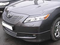 Реснички на фары Toyota CAMRY 40, 2006-2011 г.в. Тойота Камри