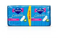 Прокладки гигиенические Libresse Classic Ultra Normal Clip 20 шт. 4 капли
