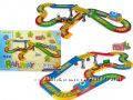 WADER Игровой набор Железная дорога Kid Cars 4.1 м