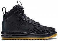 Мужские ботинки Nike Lunar Force 1 Duckboot Black