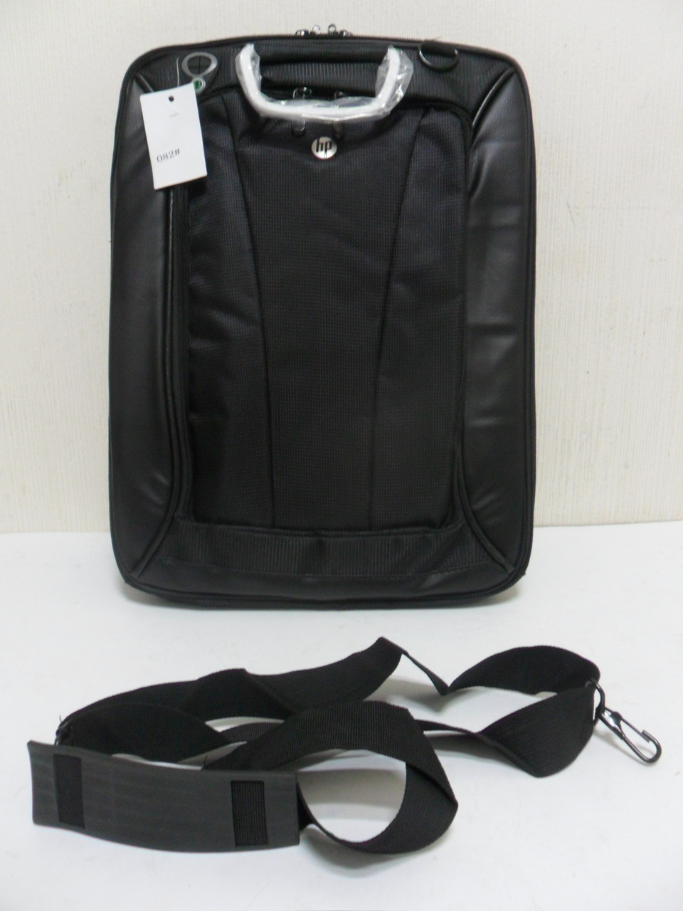 """Рюкзак - сумка для ноутбука трансформер """"hp"""""""