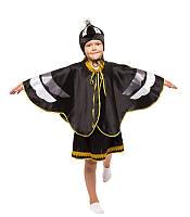 Костюм Вороны для девочки (4 - 9 лет)