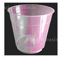 Горшки для орхидей D14,5см H14см d12,5см Розовый