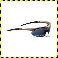 Очки Swiss Eye Raptor. Цвет – коричневый, 3 линзы (10162)