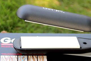 Щипцы для выпрямления волос. Выпрямитель Gemei 1962, керамика, 35 Вт. , фото 3