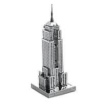 Конструктор металлический 3D Небоскреб Empire State Building MMS010