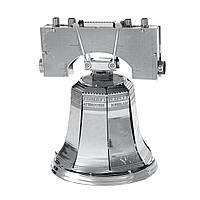 """Конструктор металлический 3D Liberty Bell """"Колокол Свободы"""" MMS041"""