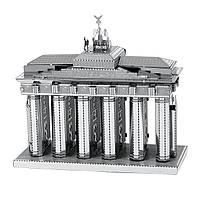 Конструктор металлический 3D Бранденбургские ворота MMS025