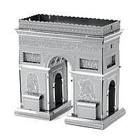Конструктор металлический 3D Триумфальная Арка MMS023