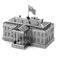 Конструктор металлический 3D Белый дом White House MMS032