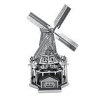 "Конструктор металлический 3D ""Ветряная мельница"" Windmill MMS038"