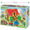 Игровая ферма от Wader лучший подарок ребенку