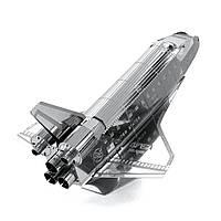 Конструктор металлический 3D Прототип шаттла Enterprise MMS015I