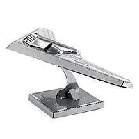 Конструктор металлический 3D Летательный аппарат RQ-170 Sentinel MMS026