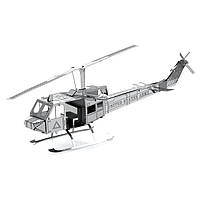 Конструктор металлический 3D Вертолет Huey Helicopter MMS011