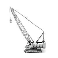 Конструктор металлический 3D Грузоподъемный кран MMS092