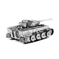 Конструктор металлический 3D Танк Tiger I MMS203 Fascinations