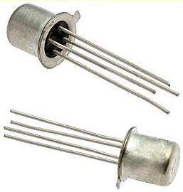 КП303И транзистор полевой N-FET (200 mW 30В) Ni (ТО72)