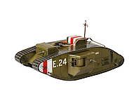 Картонная модель Танк Mark-V 364-1 Умная Бумага