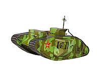 Картонная модель Танк Mark-V 364-2 Умная Бумага