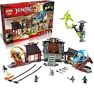 "Конструктор Lepin 06033 (аналог Lego Ninjago 70590) ""Боевая площадка аэроджитцу"" - Нинзяго"
