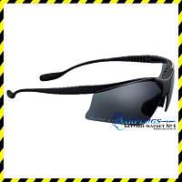 Очки Swiss Eye Stingray M/P. Цвет – черный, 3 линзы (40201)