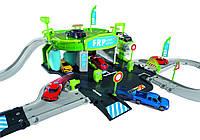 Игровой набор Заправочная станция - парковка c машинкой Majorette 2050010