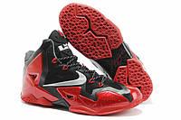 Мужские баскетбольные кроссовки Nike Lebron 11 Miami Heat