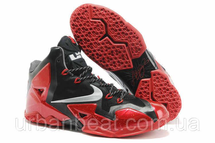 Мужские баскетбольные кроссовки Nike Lebron 11 Miami Heat - Urban Beat в  Харькове 03f04e77827
