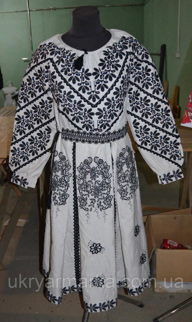 """Сукня вишивана """"Вишуканість"""""""