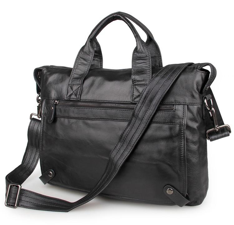 7333ca56116c Натуральная кожаная сумка для документов 7120A-1 - Интернет-магазин мужских  аксессуаров I-