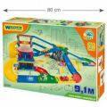 Мультипаркинг с дорогой 9. 1 м Kid Cars 3D Wader, 53070