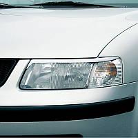 Реснички на фары Volkswagen PASSAT B5, 1996-2000 г.в.