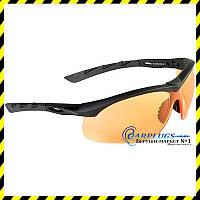 Очки Swiss Eye Lancer , оранжевое стекло (40323)