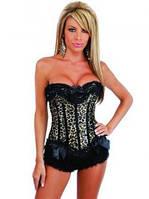 Корсет женский утягивающий моделирующий, корсет на грудь удлиненный. Разные размеры и разные цвета., фото 1