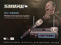 Комплект микрофонов для караоке SV-X9500