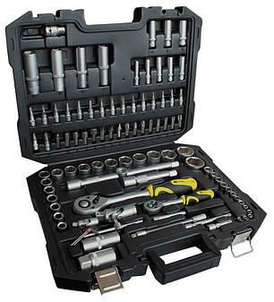 Профессиональный набор инструментов Сталь 94 единицы 70013, фото 2