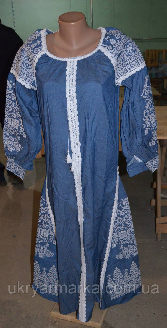 fb013ff726f63e Сукня в стилі бохо