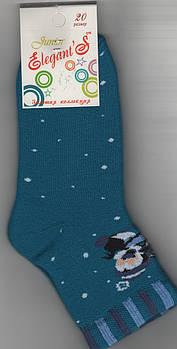 Детские носки хлопок махровые Элегант, 20 размер, ассорти на мальчика