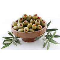 Оливки фаршированные красным перцем, фото 1