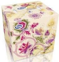Салфетки косметические Zewa Collection 3 слоя, 60 шт.
