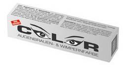 AWF COLOR Краска для бровей и ресниц, графит