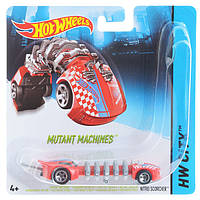 Машинки мутанты от Hot Wheels BBY78