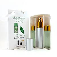 Мини парфюмерия Elizabeth Arden Green Tea (Элизабет Арден Грин Ти) с феромонами + 2 запаски, 3x15 мл.