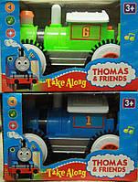 Паровозик -перевертыш ТОМАС Thomas