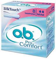 Тампоны o.b. ProComfort Mini 8 шт.