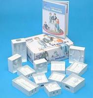 Пластиковый молд для мастики  набор семья